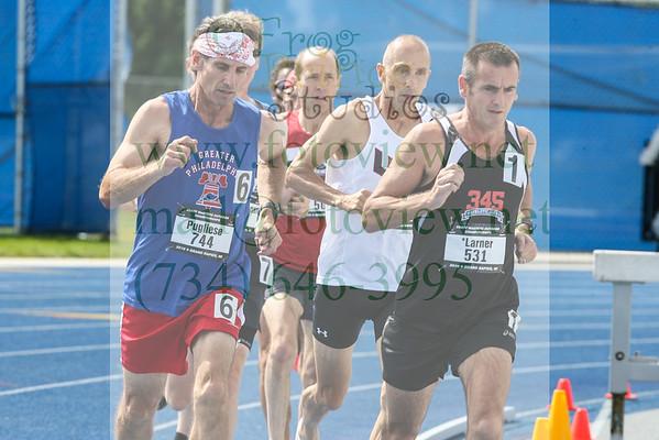 20160715 USATF Masters Championships M 50 59 3000mSC