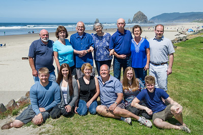 Swanson Family July 2014