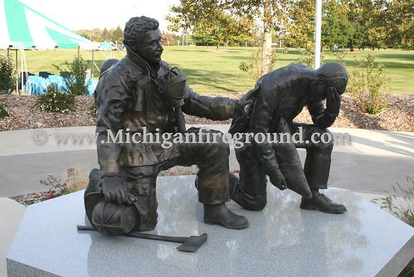 9/11/08 - Oakland County Fallen Heroes Memorial Ceremony