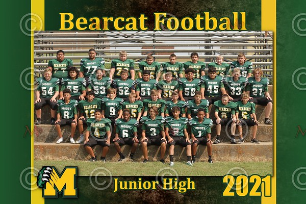 Moody Junior High Fall 2021
