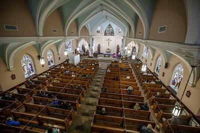 St. Maximilian Kolbe Parish - Thomaston - 2021.02.28