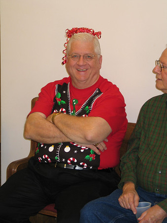 2012 Dec Volunteers