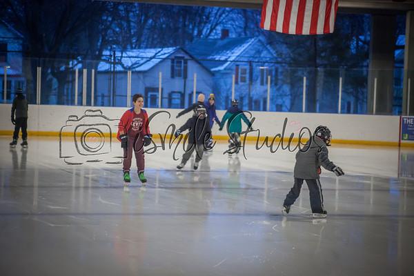 Eagle Point Skating @ Swinburn February 10, 2018