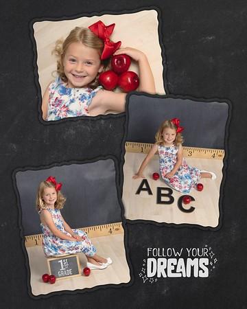 2018 - Avery (6) & Riley (3) 7/25/18