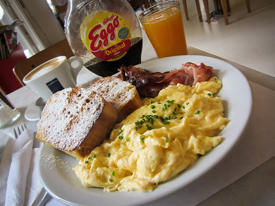 Buenos Aires Food - Breakfast & Brunch