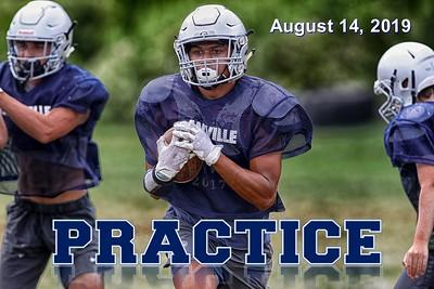 2020 Football Practice August 14, 2020
