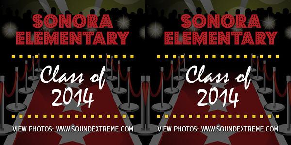 Sonora Ele. Graduation 2014