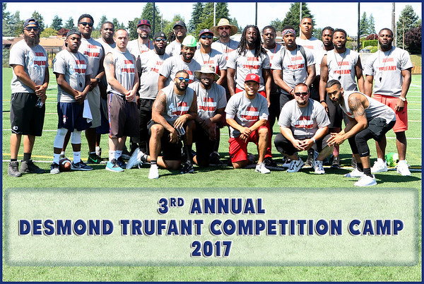 Desmond Trufant Competition Camp 2017