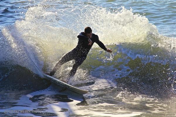 Pat Weber Surfline Portfolio