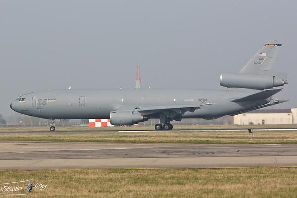 RAF Mildenhall : 13th March 2014