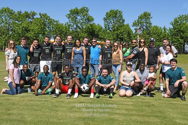 SPSU Alumni Match (4-26-19)