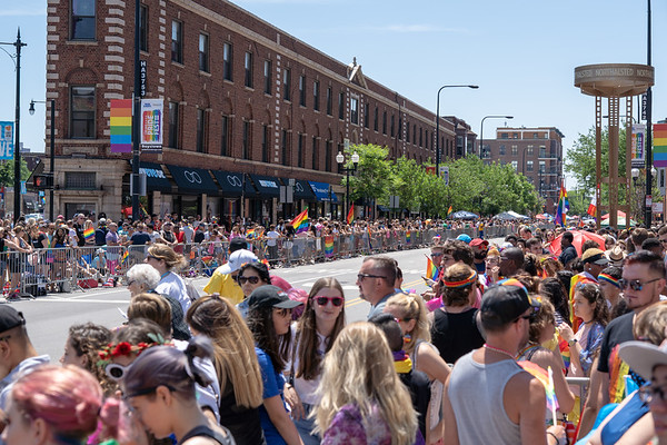 2018 Chicago Pride Parade