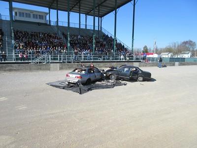 04-24-15 NEWS Mock accident