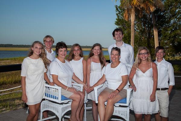 Ginn Family 2017