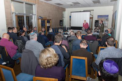 Men's Club meeting Oct 25, 2017