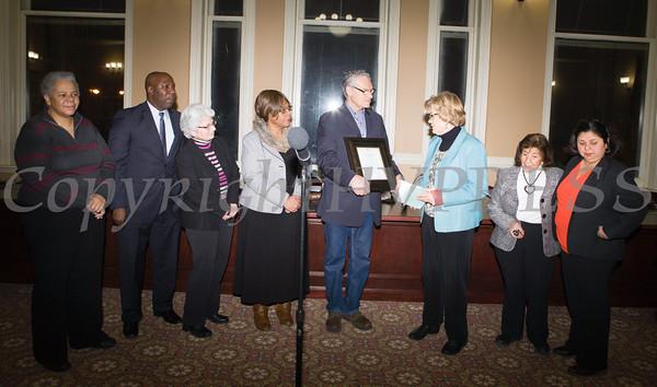 Newburgh City Council Recognition