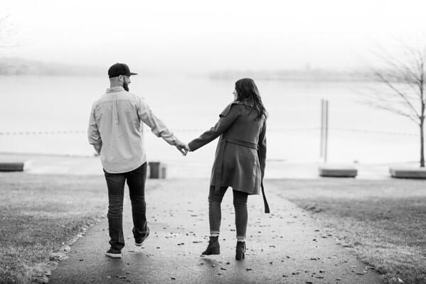 Christie + Scott   Engagement
