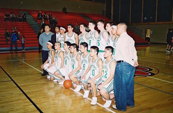 Basketball 2004