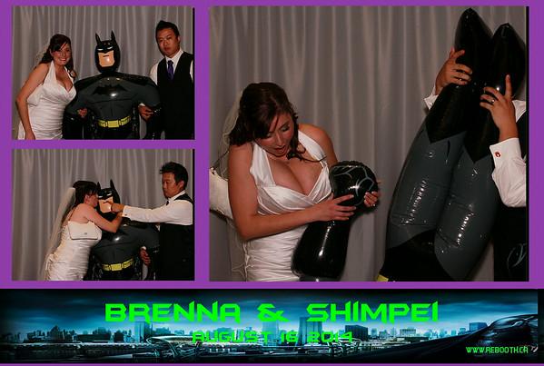 Shimpei & Brenna Wedding