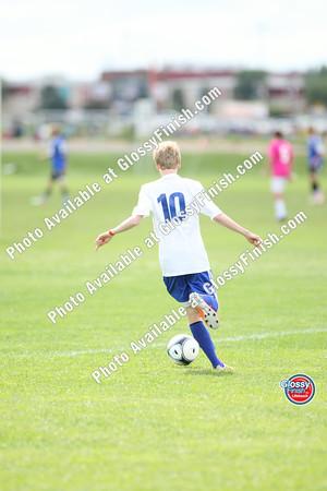 U17 Boys - NSSA Tamrat vs LUFC Blue