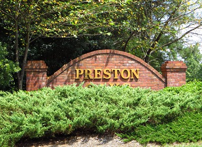 Preston Oaks Suwanee Homes