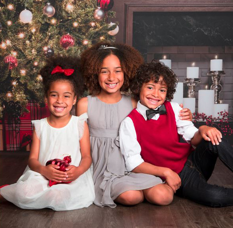 Holiday Greeting Card Photo Examples
