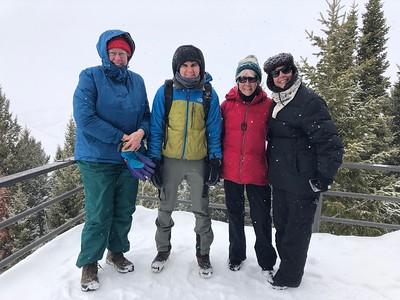 1/13/19 - Winter Adventures in Jackson Hole