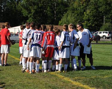 WGHS JV Boys Soccer