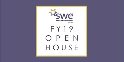 FY19 SWE San Diego Open House