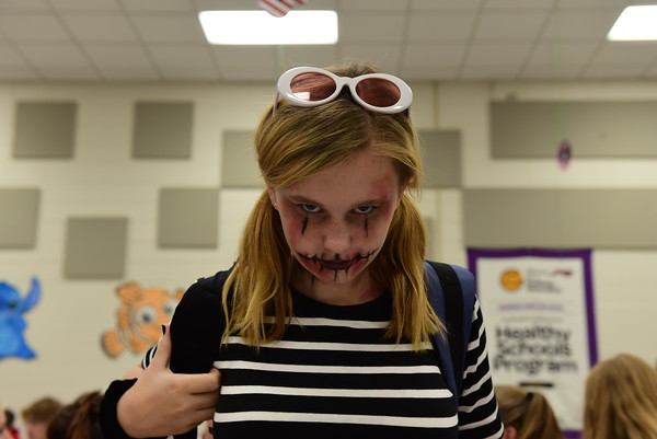Homecoming Day 4 - Hallway Day