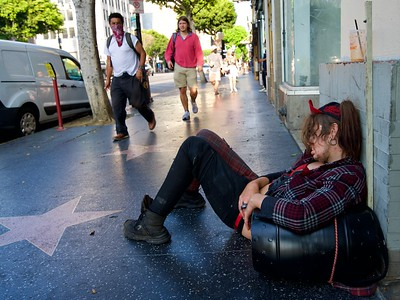 Hollywood is the New Skid Row (2021)