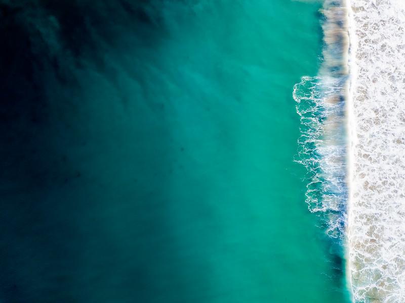 Waves at Aireys