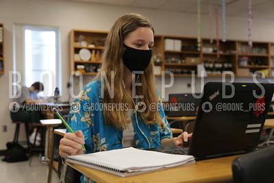 9-22 Biology Class