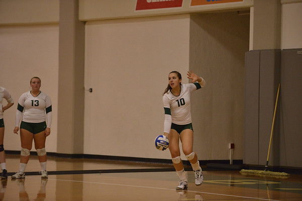 BABSON WOMEN'S VOLLEY BALL V SIMMONS  9.10.2013
