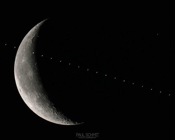 Sun/Moon/ISS