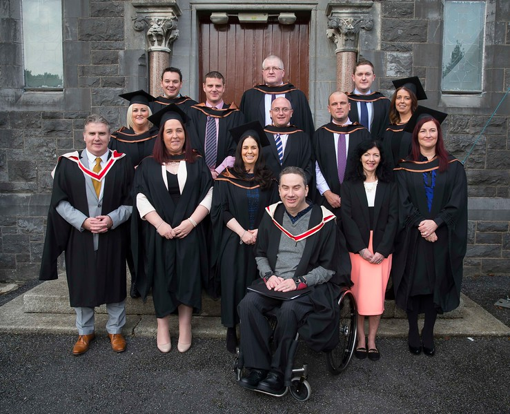 29/10/2015. Waterford Institute of Technology Conferring. Picture: Patrick Browne