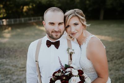Tori & Jordan Wedding Day