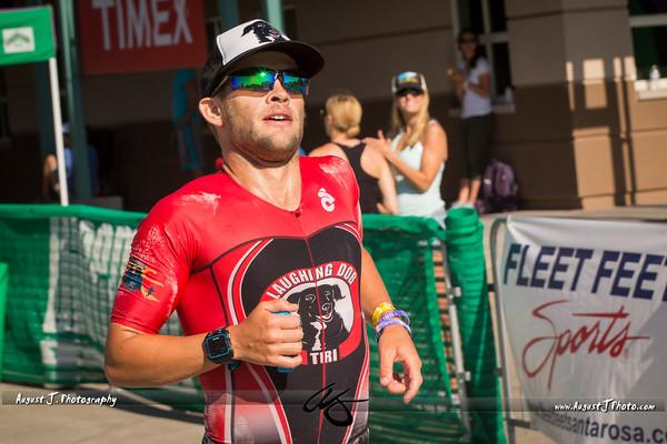 The 2015 Vineman Triathlon