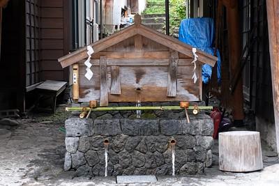Narai-juku Post Town