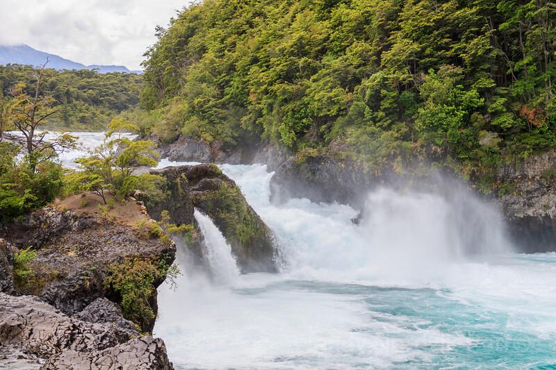 Spectacular Petrohue Waterfalls