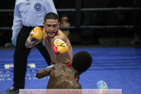 Miguel Cruz Defeats Virgil Green by 7th Round TKO