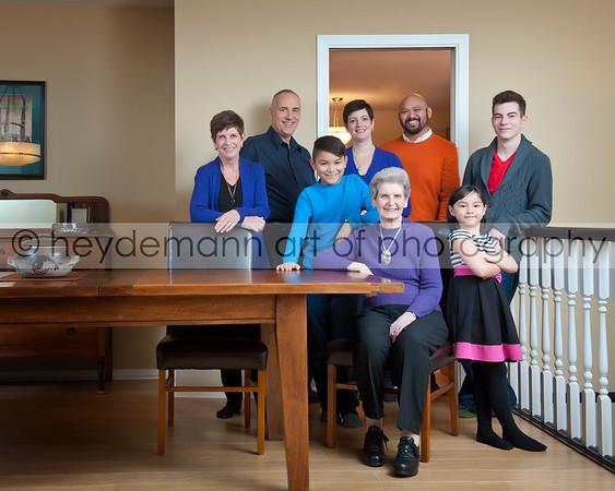 Callander Family Photo