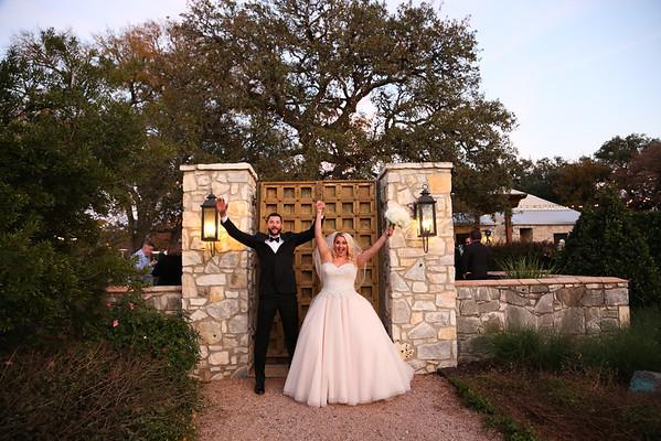 WEDDING: Lia and Cameron! Austin TX  12/5/2015