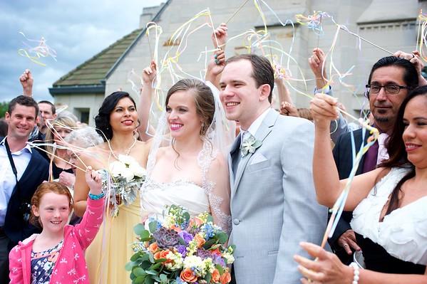 Lauren and Jon Wedding