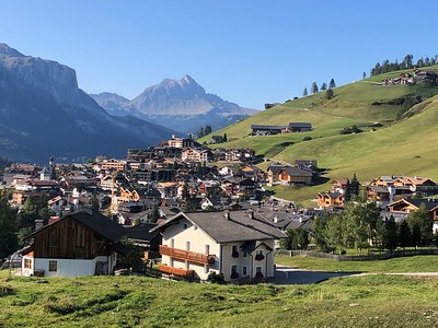 Dolomites - Traverse Day 4 Santa Croce