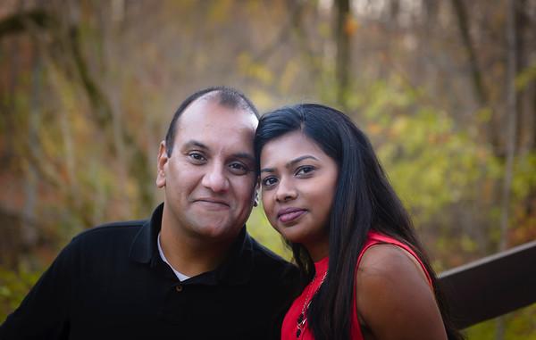 Maya and Chetan