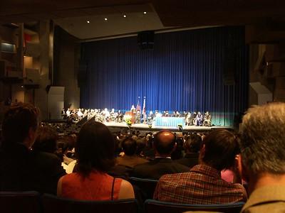 David's Graduation, 2005