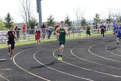 Boy's 800 Meter - 2012 Mid Mich Invite