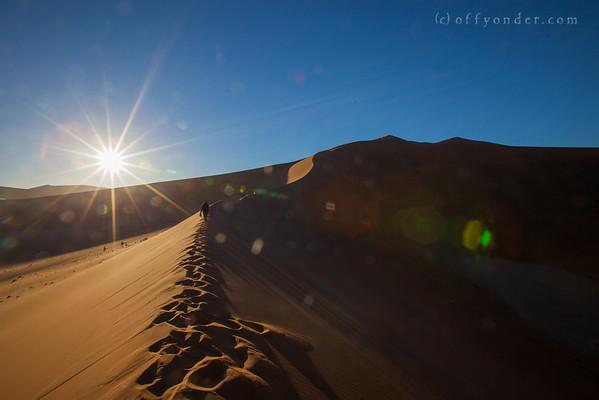Big Daddy Sand Dune, Namibia