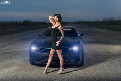Client: Camaro SS | Model: Abbi